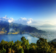 3 Nights Kathmandu, 2 Nights Chitwan, & 2 Nights Pokhara