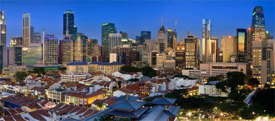 Hamro  Thailand, Singapore, Malaysia Tour 9 Nights/10 Days