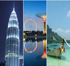 Hamro  Thailand, Singapore, Malaysia Tour 9 Nights/10 Days